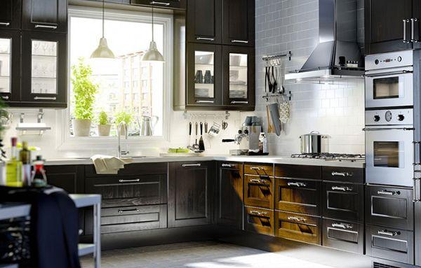Кухонная мебель от Икеа (угловая) - 1