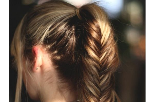 10 Braided Hairstyles For Long Hair: 17 Best Ideas About Brades Hair On Pinterest