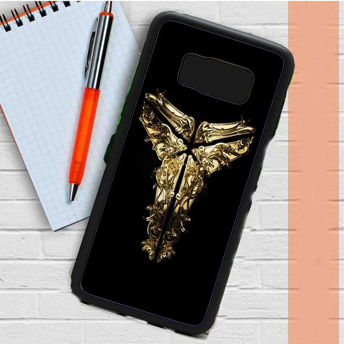 Kobe Bryant Black Mamba Logo Samsung Galaxy S8 Plus Case Dewantary