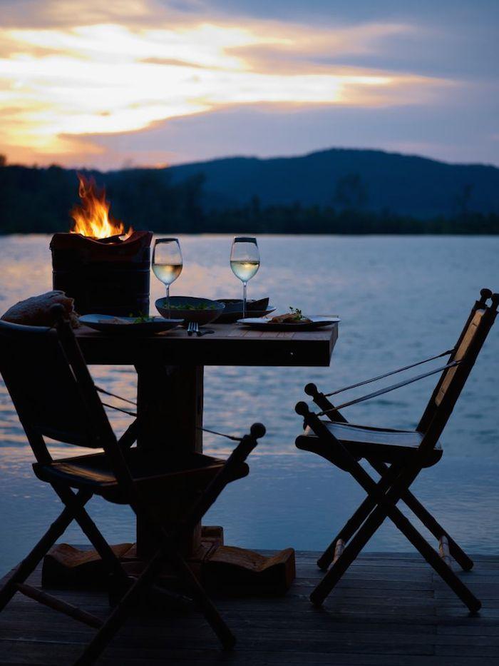 wine & dine seaside | song saa resort
