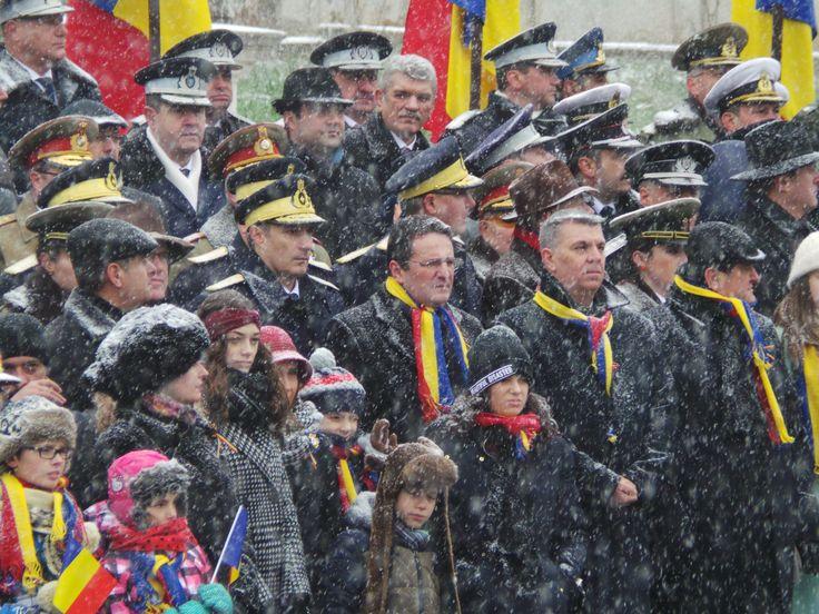 Serviciul Român de Informații - 1 Decembrie 2014