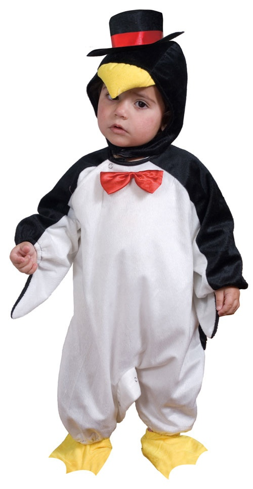 penguin halloween costume babytoddler halloweencostumes4ucom 2849 - Infant Penguin Halloween Costume