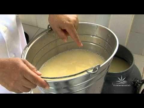 receita Queijo Minas e pão-de-queijo