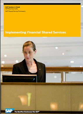 Implementing Financial Shared Services