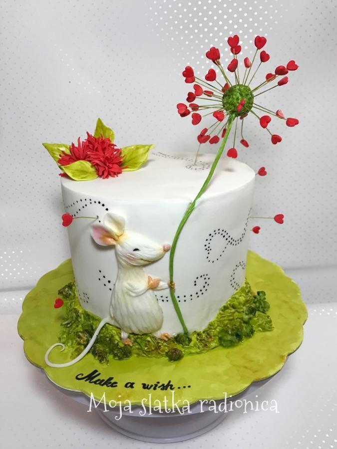 Love cake - Cake by Branka Vukcevic