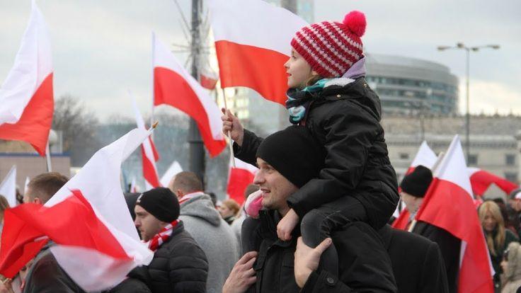 Guy Verhofstadt Attacks Poland Over Polish Independence Day 2017 Marsz N...