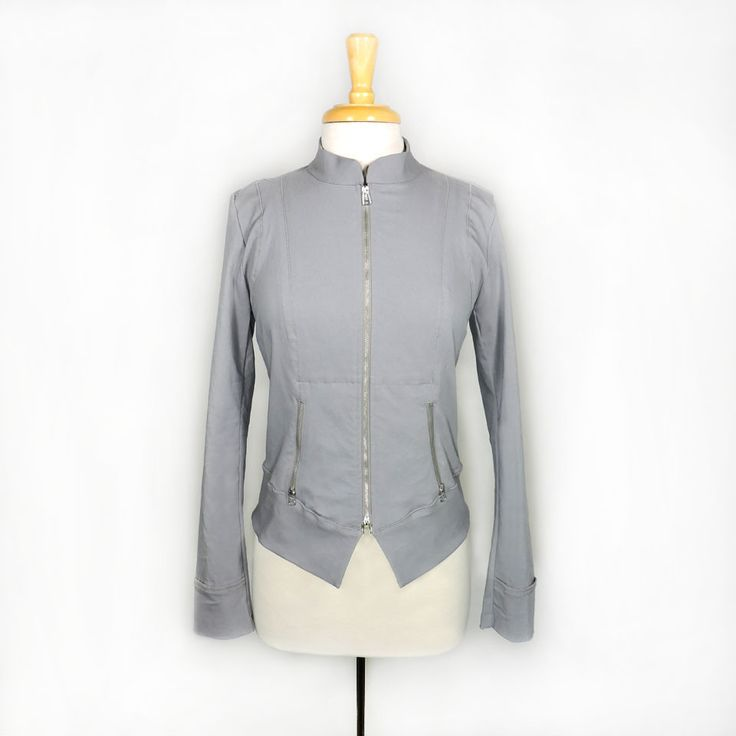 SALE! Hipster Jacket in Dove by Porto