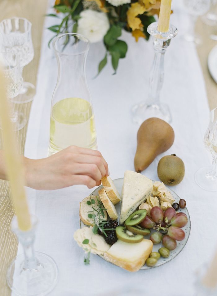 cheese board ideas for a wedding reception