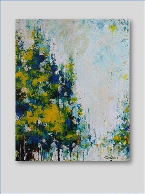 stunning Easy Abstract Painting Ideas Part - 6: Easy Abstract painting Ideas are not just for beginners or novice,  Sometimes easiest ways lead you to your destination promptly and properly.