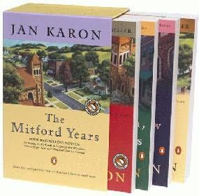 """The Mitford Years - The story is set in the fictional town of Mitford, NC, and is much like Mayberry. The Episcopalian pastor is """"burned out"""" and various comedic events follow to restore his faith. Love it!! God is always faithful to refresh us."""