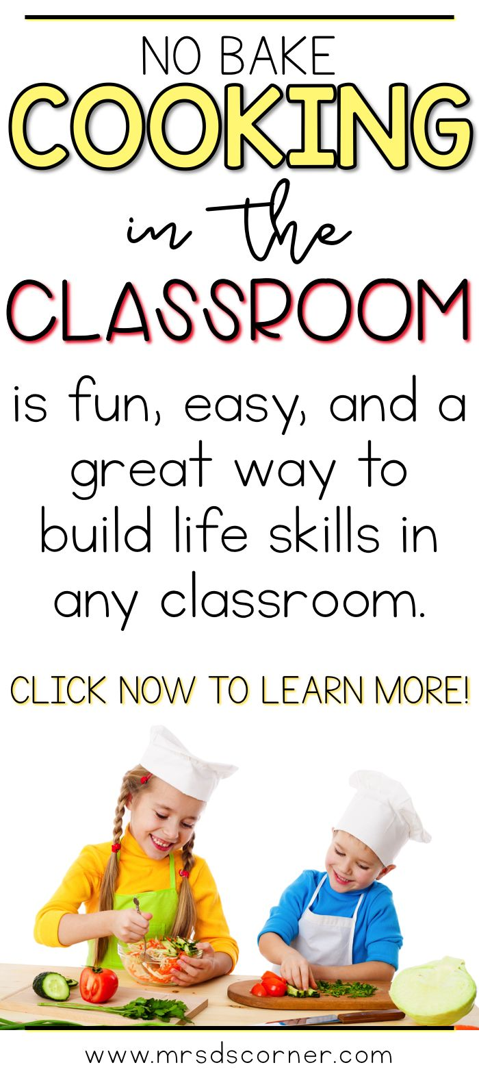 Cooking in the Classroom with Mrs. D's Corner. Video post with a sneak peak at…