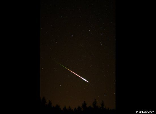 Quadrantids Meteor Shower 2012...this is awesome
