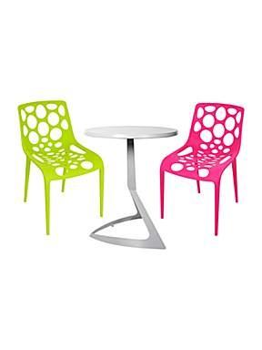 Linea Brights Bistro Outdoor Furniture Range