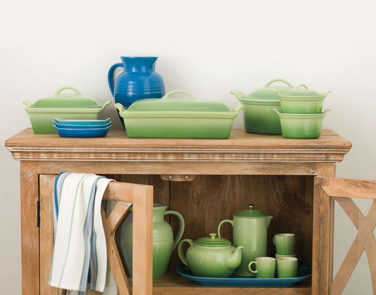 Bring Some Colour Into Your Kitchen This Winter With A Le Creuset Cooking  Set. #