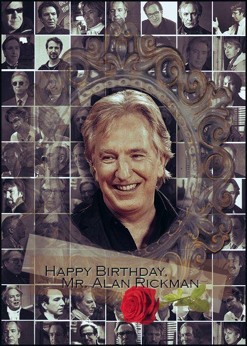 angel-s-heaven:  Happy 70th Birthday, Alan! <3