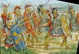 02 – Los romanos habían influenciado durante siglos en el desarrollo del mundo antiguo, su gran logro fue unificar los conocimientos culturales y tecnológicos entorno al Mediterráneo, centro del mundo conocido y extendió sus dominios desde el Rin hasta el Danubio.