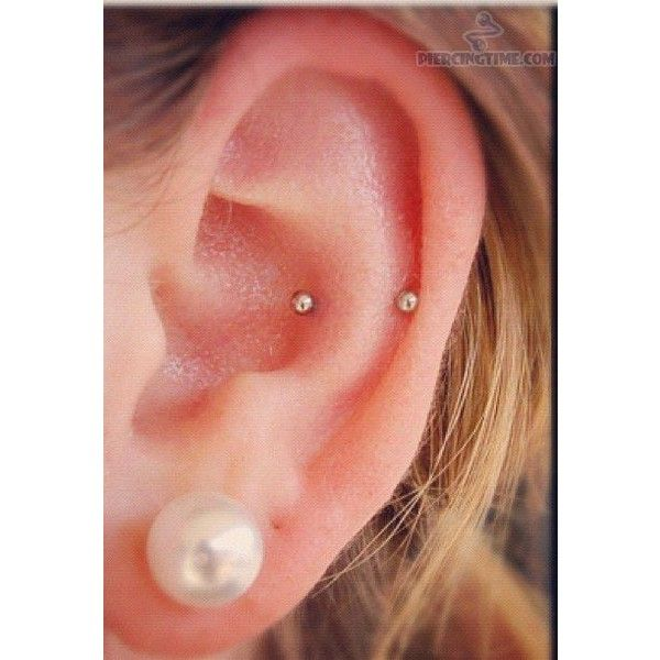 Snug piercing ❤ liked on Polyvore featuring piercings, jewelry and ear piercing