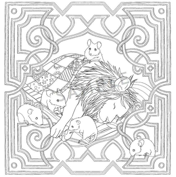 225 best Adult Coloring Pages images on Pinterest | Adult coloring ...