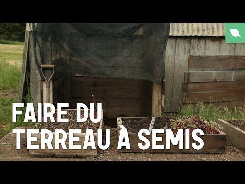 source: http://www.sikana.how/fr/learn/nature/agriculture-manuelle-durable/semer-planter/J0Rd7-2diiY/ Dans cette leçon nous allons faire du terreau à semis maison Matériel: • 1 seau de compost • 1 seau de terre du jardin • Pelle • 2 Brouettes • Tamis Faire le Terreau: • Étape 1: Tamiser la terre du jardin • Étape 2: Tamiser le compost • Étape 3: Mélanger en …