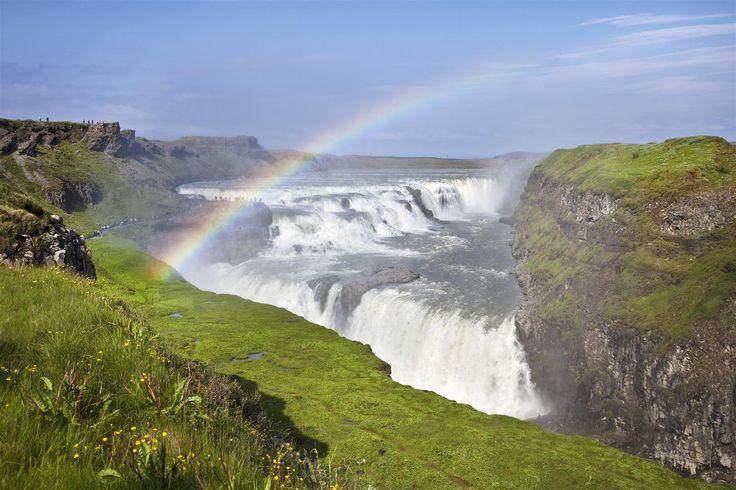 Gullfoss (Waterfall)