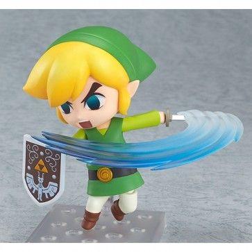 8. LoZ: WW Link Nendoroid figure. A$55.