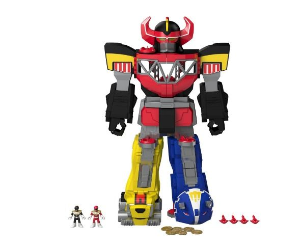 Power Rangers Action Figure 28'' Toy For Boys Huge Birthday Gift Kids Toys NEW #ActionFiguresLtd