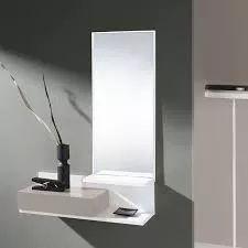 mueble peluqueria consolas recibidores con su espejo