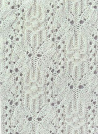 343 best Knitting: Japanese Lace Patterns images on
