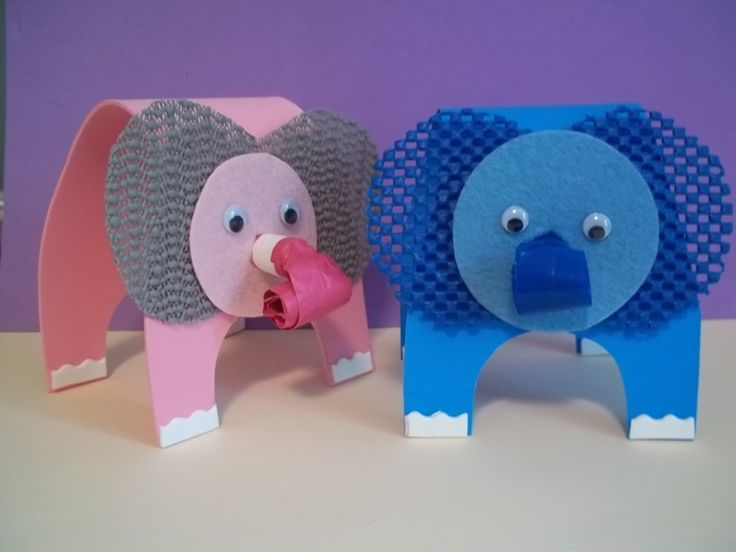 elephant crafts for preschoolers - Google Search