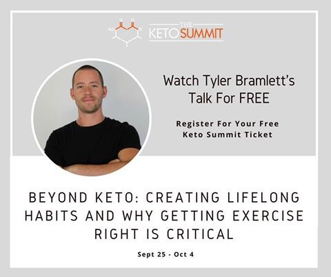 The Keto Summit Today Tyler Bramlet is one of the speakers join the conversation https://mz164.isrefer.com/go/ketosummit/wendybottrell