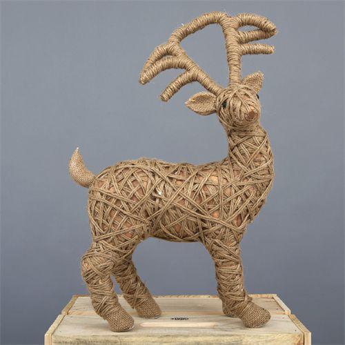 Jute reindeer