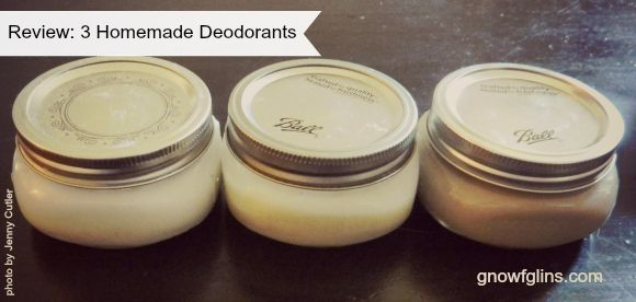 In my quest to find a homemade deodorant that would work well for my family, I experimented with three slightly different recipes. I evaluated each recipe in terms of its effectiveness, texture, and scent. My husband tried all three deodorants as well, and I included his thoughts in my results. Our days require varying levels of activity and therefore sweat levels, but we made sure to use each recipe on warm, active days to give each a real test for effectiveness…