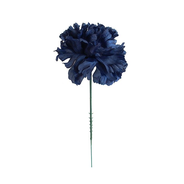 32 best savanah images on pinterest silk flowers artificial navy blue carnation silk flower pick 5in tall 100 case mightylinksfo