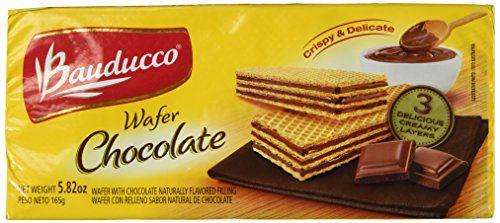 Bauducco+Chocolate+Wafer+Cookies,+5.82+oz