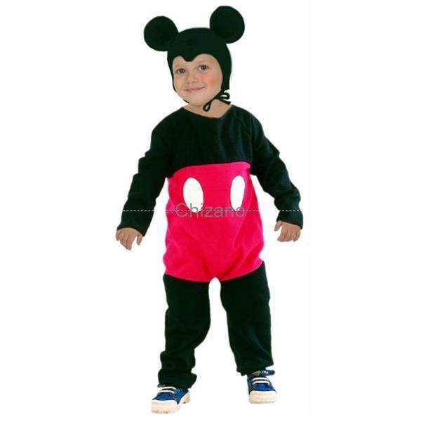 Новогодний костюм для маленького мальчика
