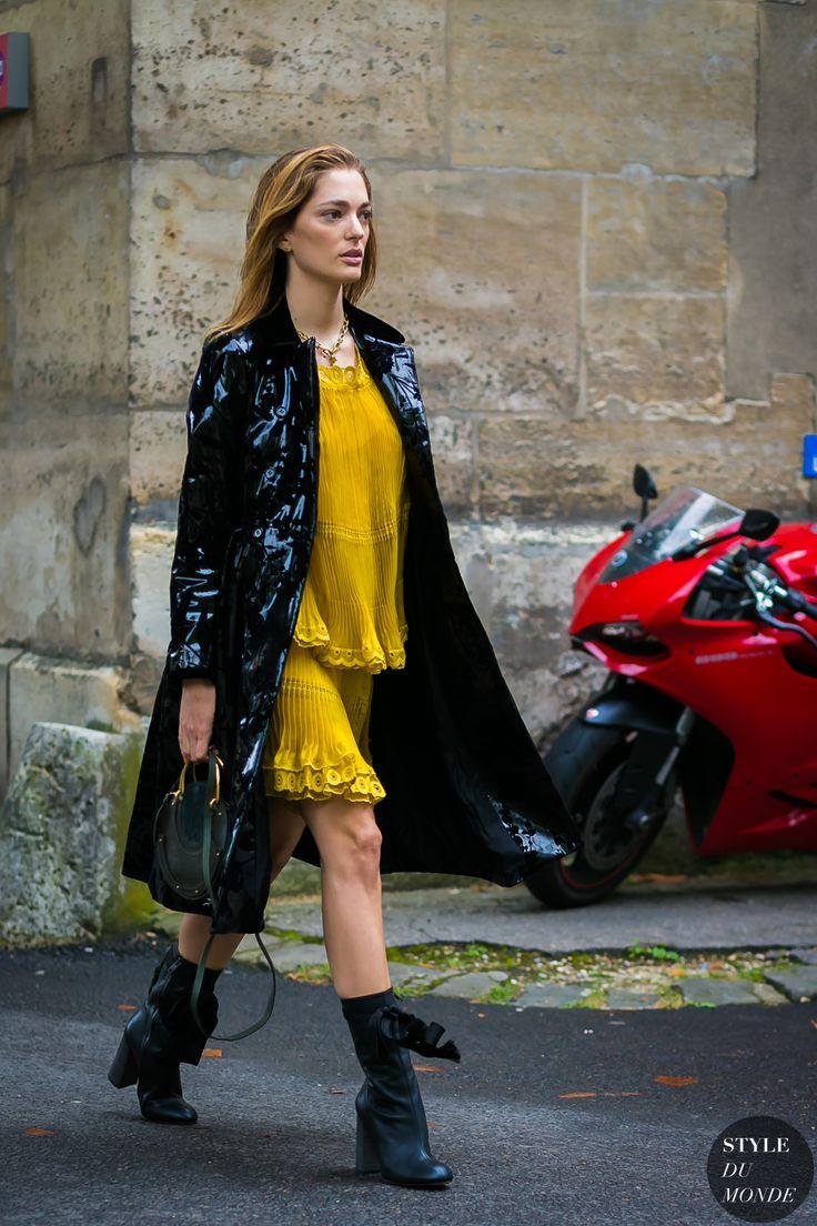 Sofia Sanchez de Betak by STYLEDUMONDE Street Style Fashion Photography