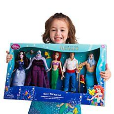 The Little Mermaid Deluxe Doll Gift Set