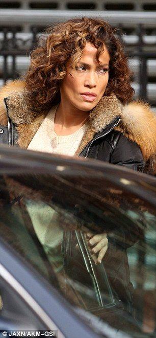 Jennifer Lopez October 2015
