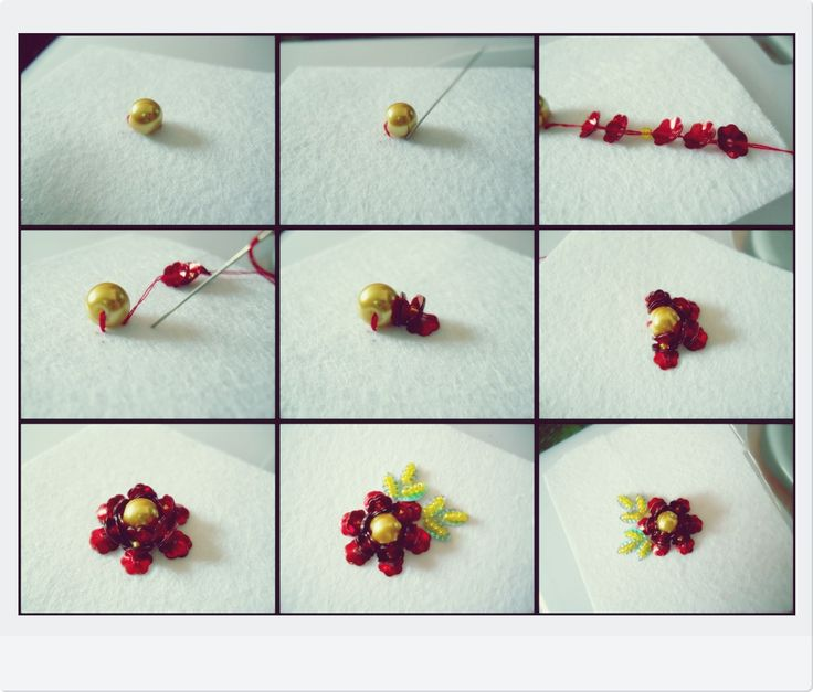It's just a simple tutorial for those who wants to try beading on their dress. The picture wasn't too nice but I hope you guys can try it. E...