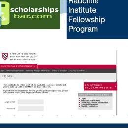 Radcliffe Institute Fellowship Program at Harvard University in USA, andCluster proposals are due by May 15, 2017.Radcliffe Institute for Advanced Study of the Harvard University is offering international fellowship program for scholars, scientists, artists and writers who wish to pursue advanced work in academic and professional fields and creative arts. http://www.scholarshipsbar.com/radcliffe-institute-fellowship-program.html