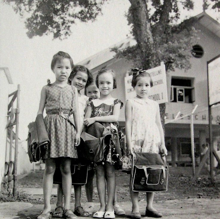 Jakarta in the 50's