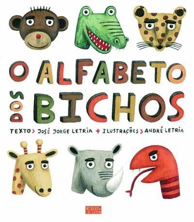 O Alfabeto dos Bichos, José Jorge Letria