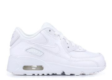 | Nike Air Max 90 (PS) Little Kids' Shoes White