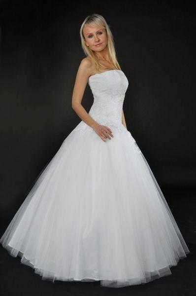Brautkleid Hochzeitskleid Princessa von Elegance-Fashion auf DaWanda.com