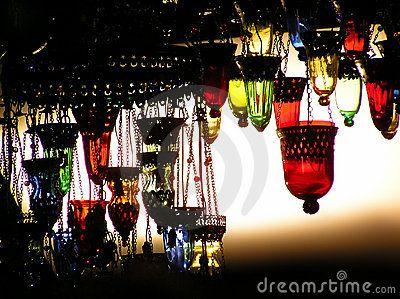 Turkse Lampen Stock Afbeelding - Beeld: 1853511