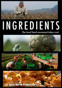"""INGREDIENTS:  The local food movement takes root... At the focal point of this movement, and of this film, are the farmers and chefs who are creating a truly sustainable food system. Their collaborative work has resulted in great tasting food and an explosion of consumer awareness about the benefits of eating local."": Film, Ingredients, Local Food, Food Movement, Health, Watches, Food Documentaries, Food System, 30 Years"