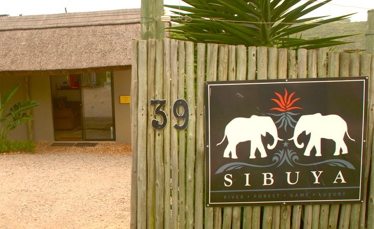 Sibuya Game Reserve Reception in Kenton on Sea Eastern Cape South Africa