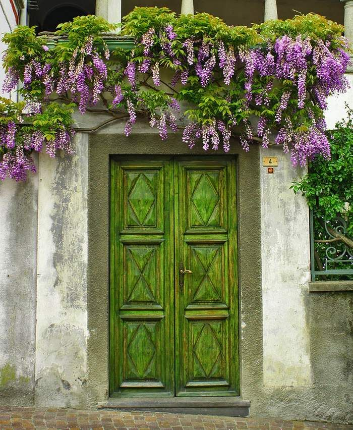 46 best doors in the garden images on pinterest garden for Garden outlay ideas