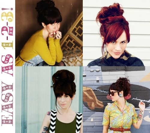 More hair inspo! Specifically, the reddish-headed version!