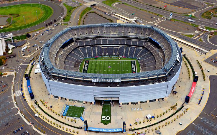 Be lucky enough to score a ticket to Super Bowl XLVIII at Met Life Stadium
